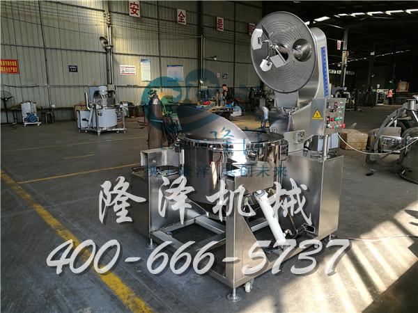 智能球形爆米花机器人的功能特点