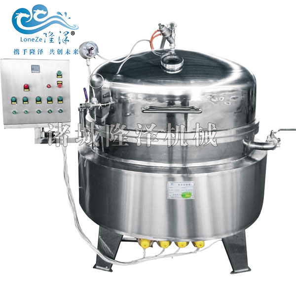 化糖锅|电磁化糖锅产品简介