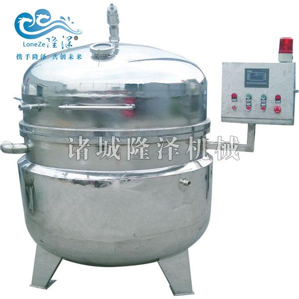 真空浸糖锅_蜜饯浸糖锅--诸城隆泽机械生产专利