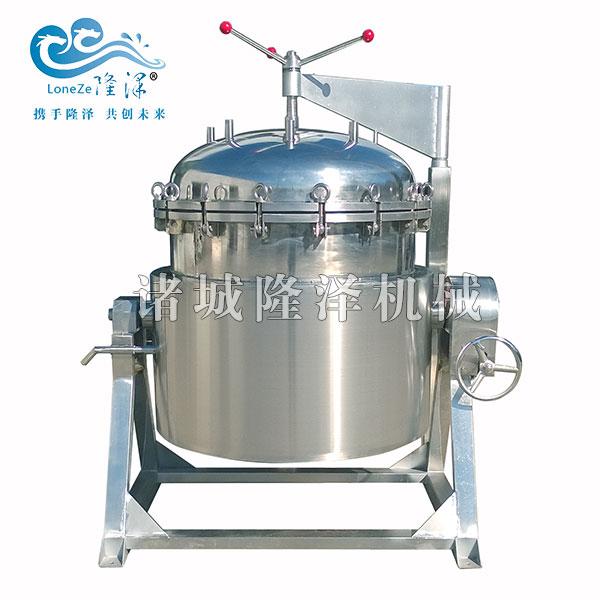 夹层锅 | 蒸汽夹层锅应用范围