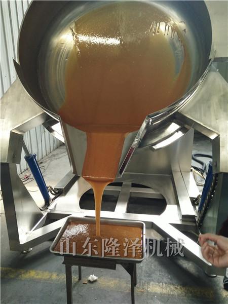大型炒糖机设备