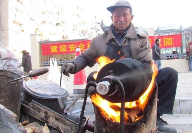 老式爆米花机--传统爆米花机